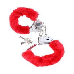 1-fetish-fantasy-series-beginners-furry-cuffs-red